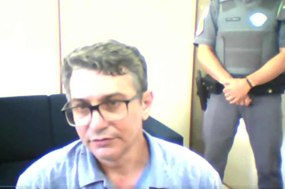 Laurindo Panucci Filho vai continuar na Penitenciária Estadual de Londrina (PEL) — Foto: Reprodução