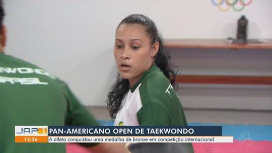 Após 1ª medalha, paratleta do AP retoma treinos visando os Jogos Parapan-Americanos no Peru