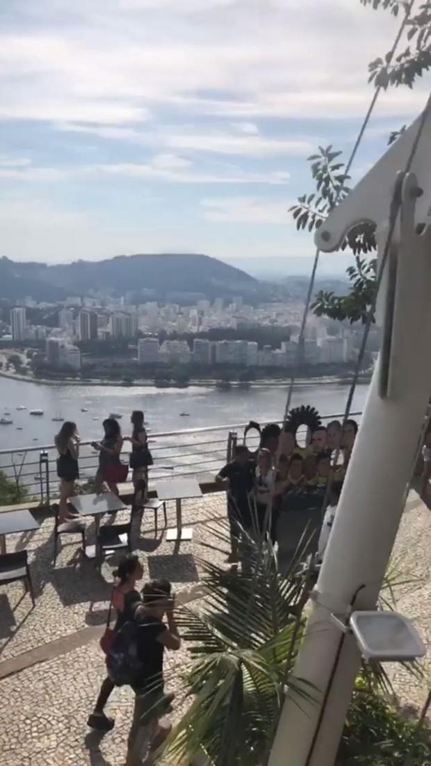 Local do aniversário de Marina Ruy Barbosa (Foto: Reprodução/Instagram)