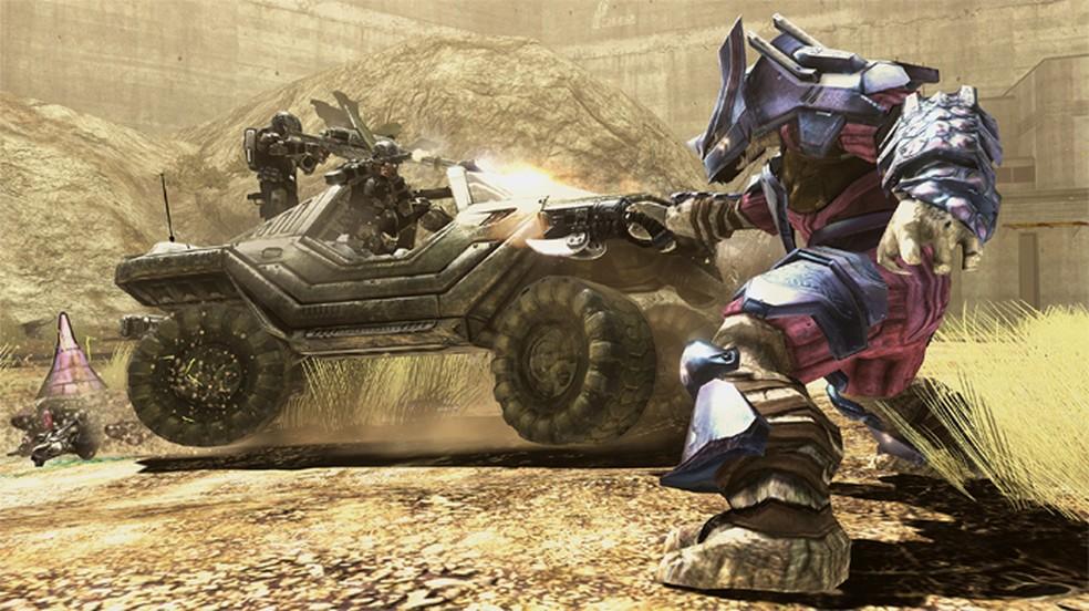 Remaster de Halo 3: ODST chega à Halo: The Master Chief Collection do PC — Foto: Reprodução/Steam