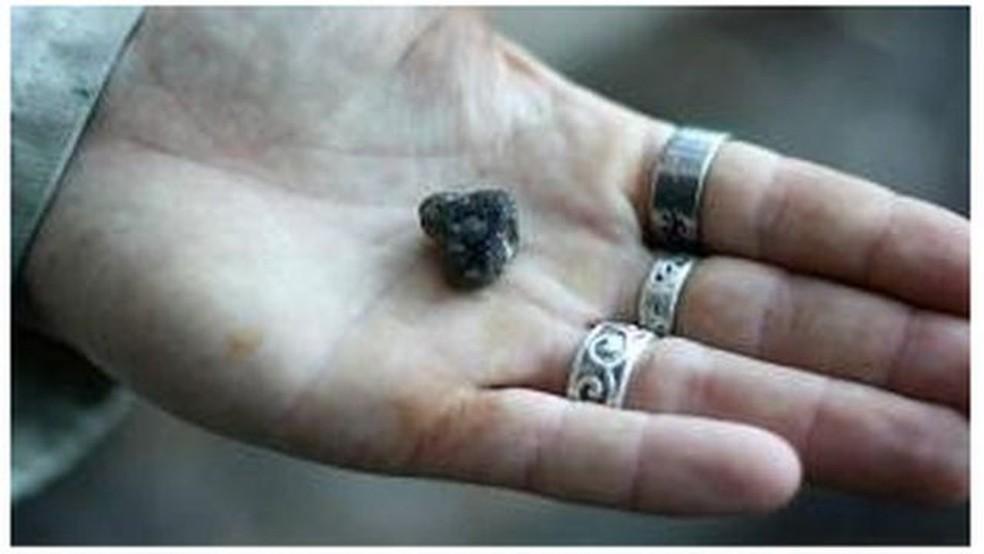 Há séculos, o âmbar cinza é considerado um produto de luxo — Foto: Reprodução/BBC