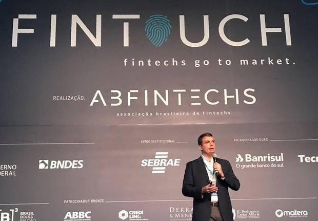 Luís Ruivo, sócio da empresa de consultoria PWC que realizou o estudo Fintech Deep Dive 2018 em parceria com a ABFintechs.  (Foto: Divulgação)