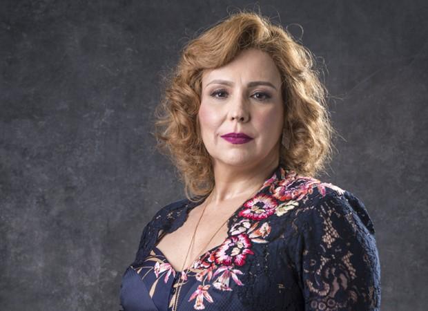 Ana Beatriz Nogueira (Foto: Globo/João Cotta)