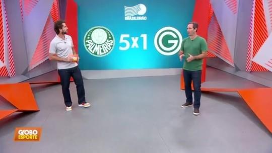 Gabriel Veron pode jogar em 2020 com camisa que era de Ricardo Goulart