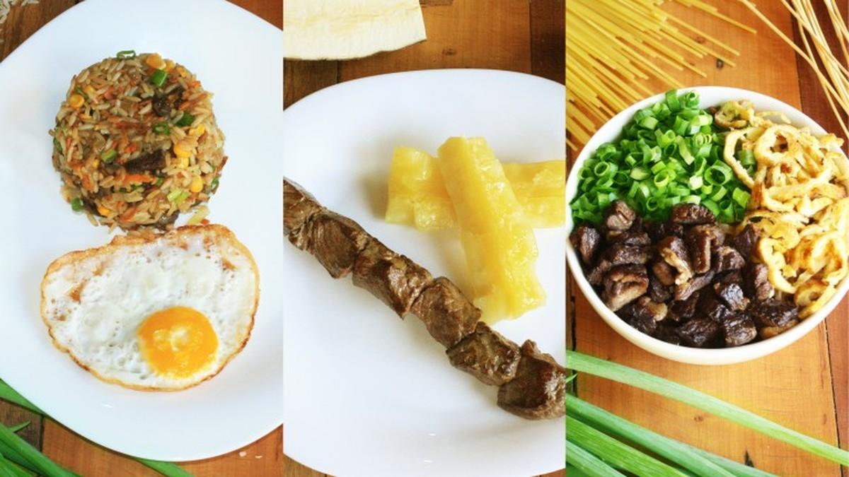 Sobá, espetinho e arroz carreteiro disputam concurso de prato típico de Campo Grande