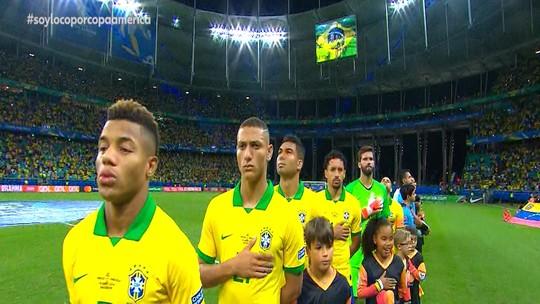 Soy Loco por Copa América: Adnet mostra melhores momentos de Brasil x Venezuela com viés ideológico