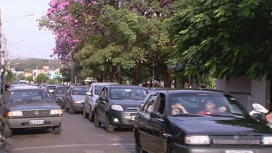 Com 1 caso a cada 4 dias, Jardinópolis tem até 6 vezes mais roubos e furtos de carros que cidades do mesmo porte