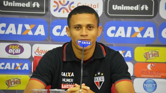 Foto: (Paulo Marcos/Atlético-GO)