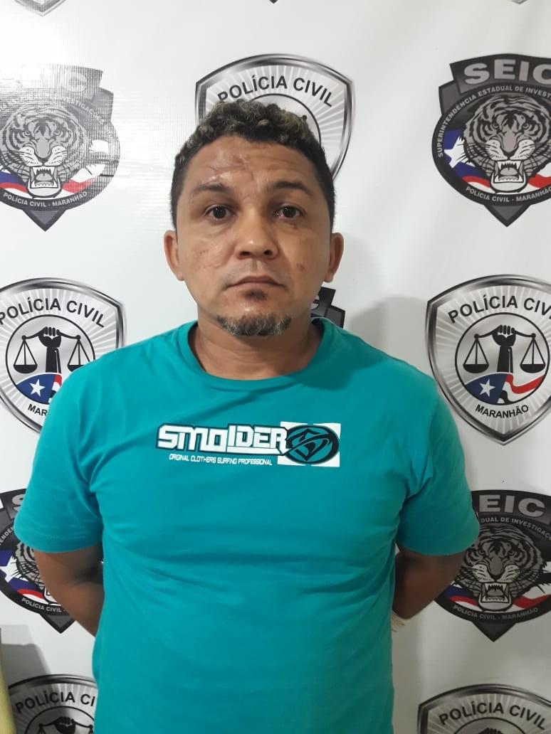 Assaltante de banco foragido da Justiça do Piauí é preso em São Luís - Noticias