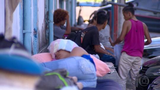 Manaus sente nas ruas impacto da onda migratória de venezuelanos