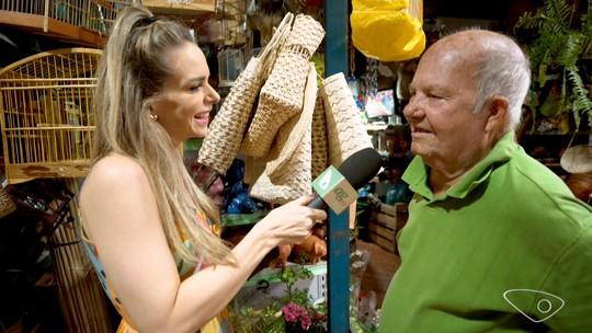 Transformação do Bem e Flávia nas ruas no AgTV, 13