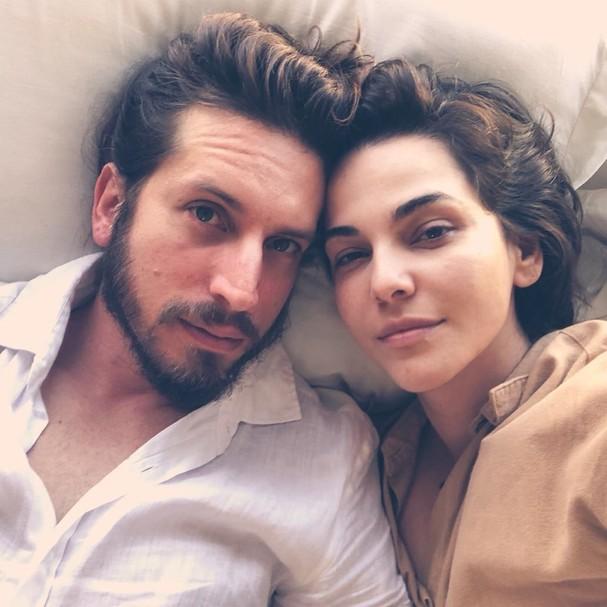 Tainá Muller e marido (Foto: Reprodução / instagram)