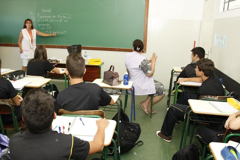 Inscrições para PSS emergencial de professores da rede pública do ...