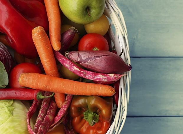 10 maneiras de evitar o desperdício na cozinha - Legumes (Foto: Stock Photos)