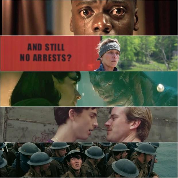 Oscar 2018: quem leva como melhor filme? (Foto: Reprodução/ YouTube)