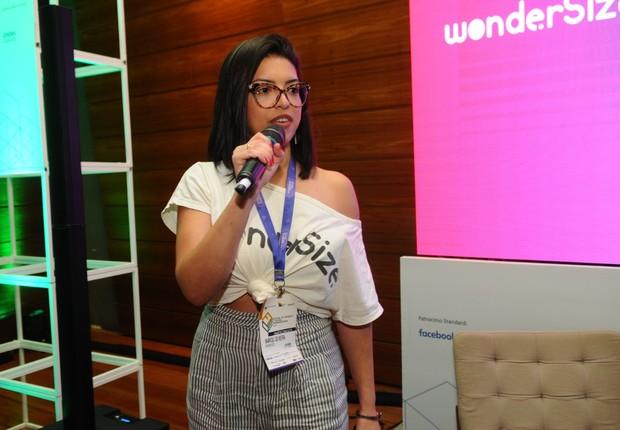 Mariana Oliveira, fundadora da Wonder Size (Foto: Rafael Jota)