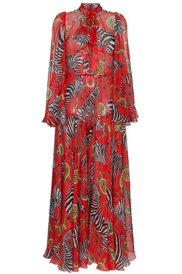 Vestido Dolce & Gabbana, R$ 21.470 (Foto: Farfetch/Reprodução)