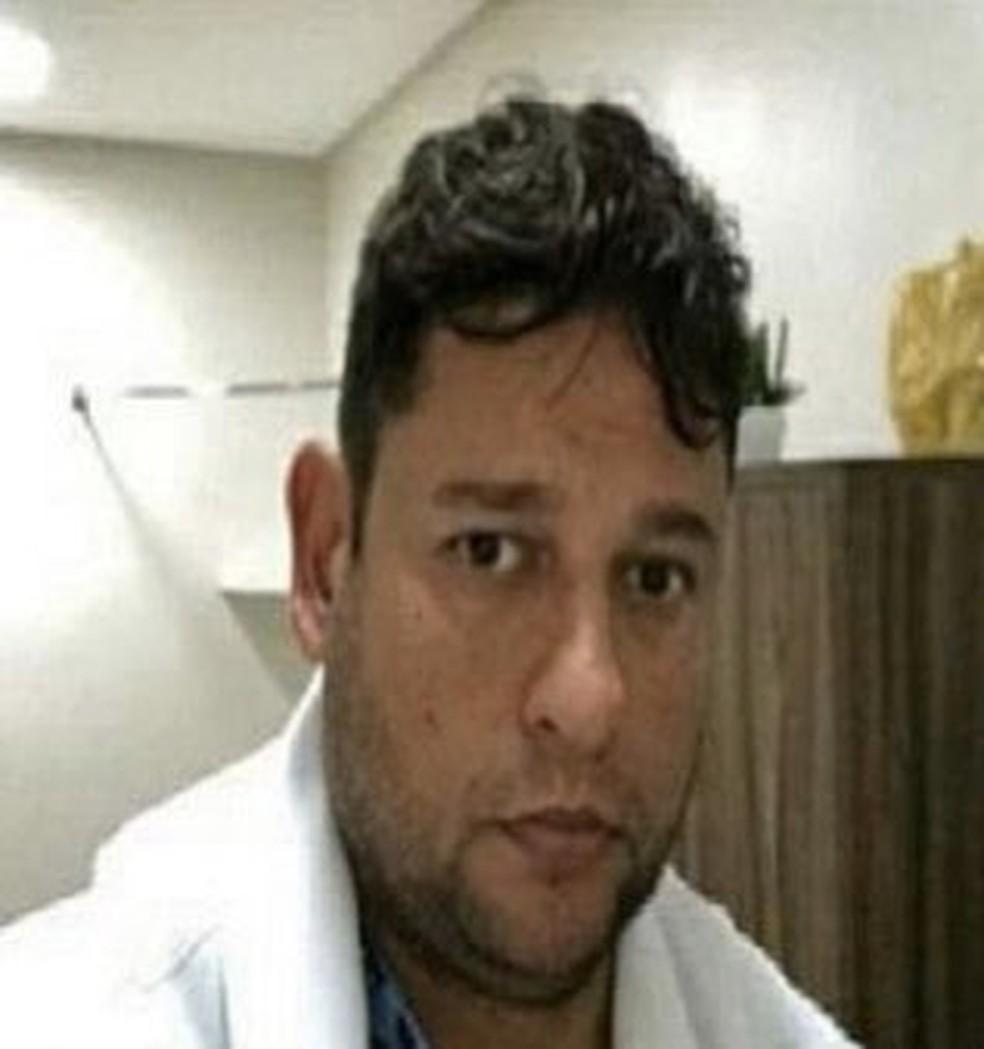 Médico de 43 anos morre após ser infectado pela Covid-19 no sudoeste da Bahia — Foto: Reprodução/Redes Sociais
