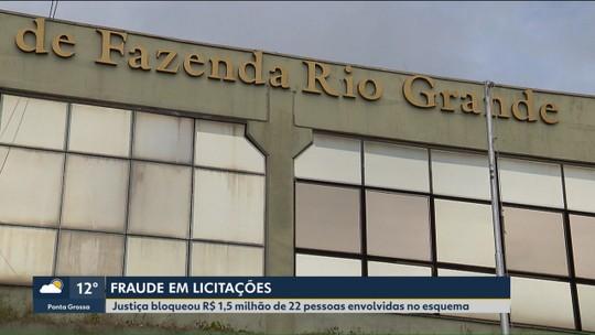 Justiça aceita denúncia de fraudes em licitações em Fazenda Rio Grande