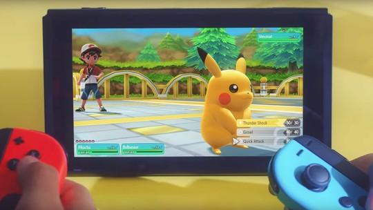 'Pokémon Let's Go', 'Overcooked 2' e 'Super Smash Bros. Ultimate' são destaques da Nintendo na E3 2018: G1 jogou