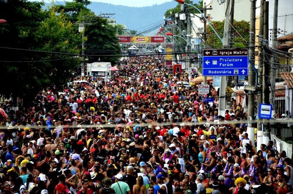 Programação do Carnaval de Maricá, RJ, foi divulgada nesta sexta-feira (12) (Foto: Fernando Silva/Secom Maricá)