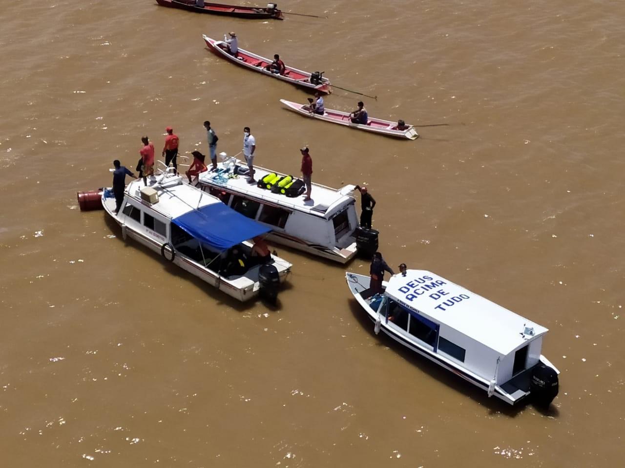 Um ano do naufrágio do 'Anna Karoline 3': profissionais revivem em memórias a tragédia que matou 42 no Rio Amazonas
