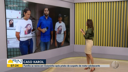 'Espero que minha filha, agora, descanse em paz', diz mãe de adolescente potiguar assassinada em canavial na Paraíba