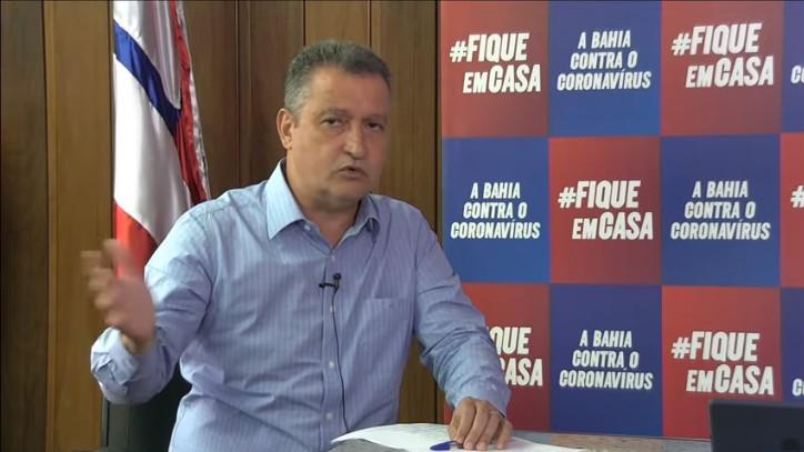 Governador da Bahia sanciona lei que prevê multa de até R$ 20 mil por fake news sobre pandemia