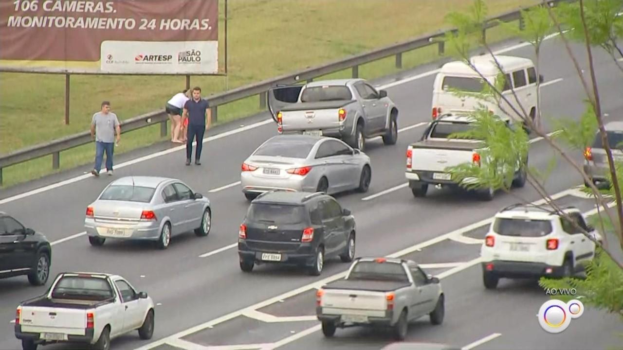 Movimento em rodovias da região deve aumentar no fim de semana