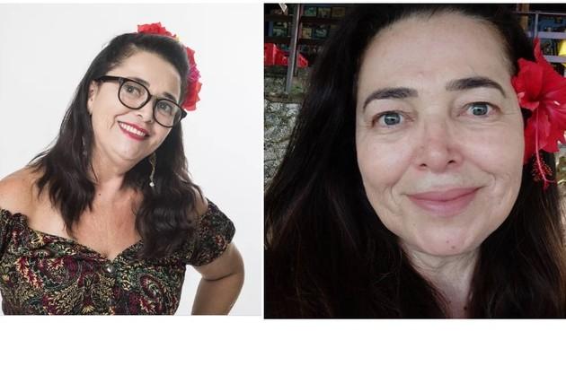 """Tereza Souza, assistente social, foi classificada para o """"BBB"""" 19 com 52 anos. Agora ela está prestes a completar 55 (Foto: Reprodução)"""