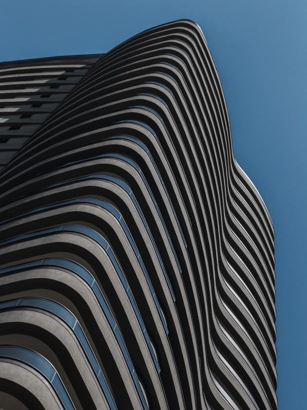 Casa Vogue de julho traz casas de arquitetura impecável (Foto: divulgação)