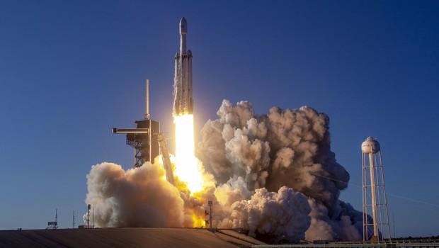Segundo lançamento da SpaceX, realizado em abril deste ano (Foto: Reprodução/Flickr SpaceX)