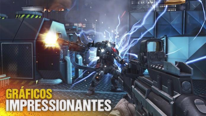 Modern Combat 5 está com preço Irresistível na Google Play (Foto: Divulgação)