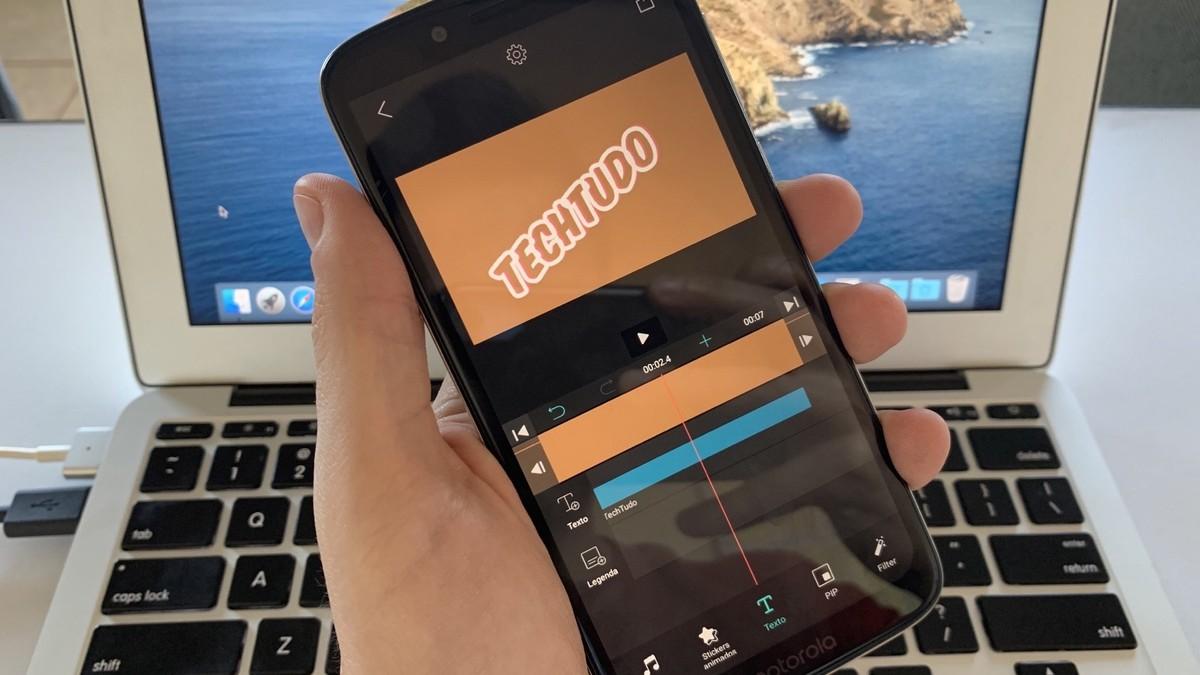 Aplicativo para fazer intro: como usar VLLO para criar vinheta no celular