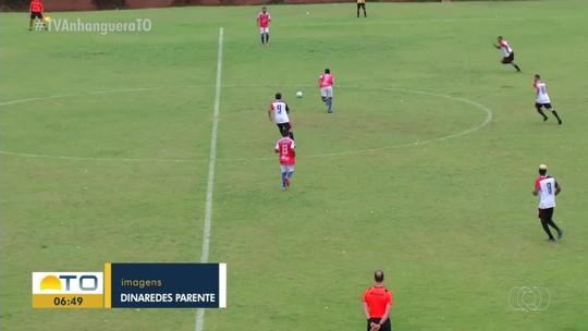 Capital estreia com vitória e Araguacema supera o Alvorada fora; veja classificação
