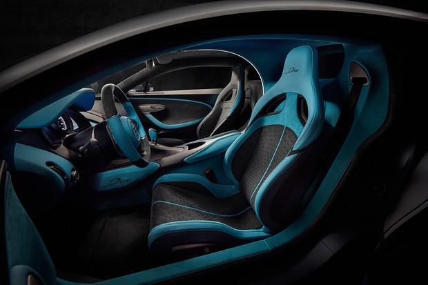 Bugatti Divo 2019 (Foto: Divulgação)