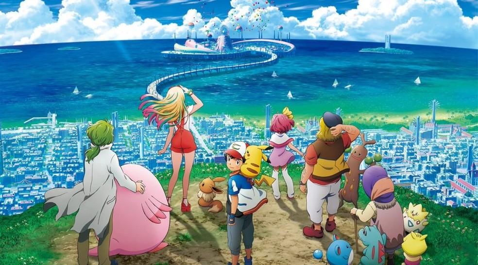 -  Cartaz de   39;Pokemon: Everyone's Story  39;  Foto: Divulgação