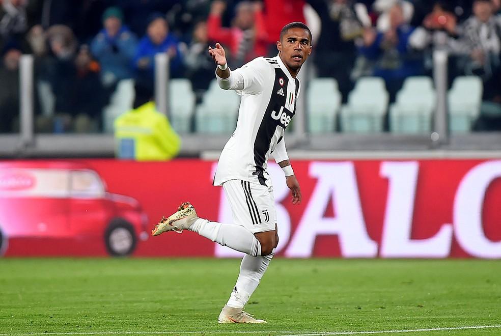 Douglas Costa Juventus — Foto: Reuters