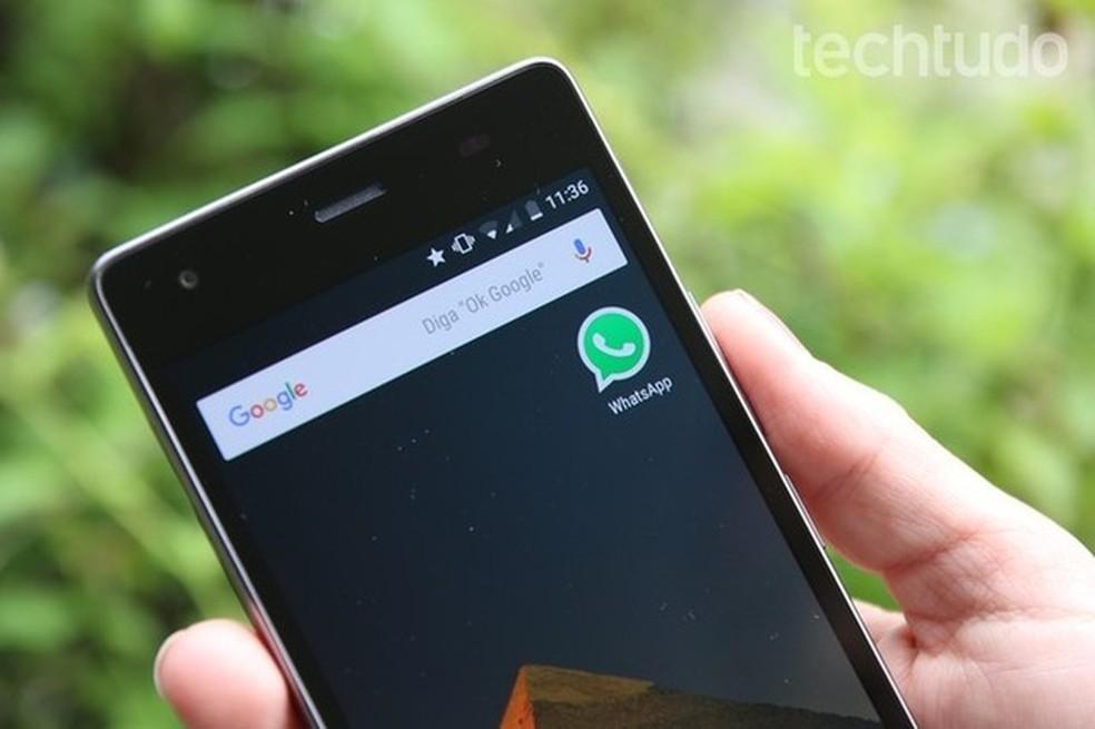 FMWhatsApp tem funções idênticas ao WhatsApp — Foto: Reprodução/TechTudo