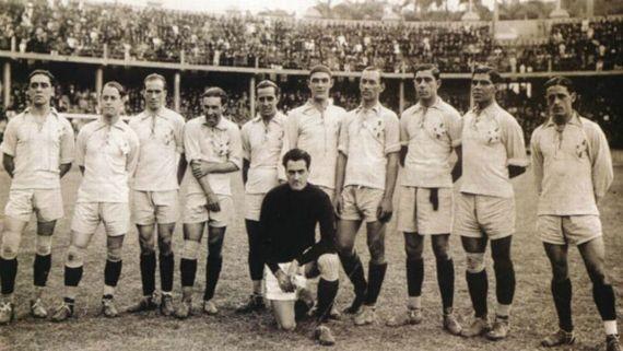 Elenco da seleção brasileira no campeonato sul-americano de 1921