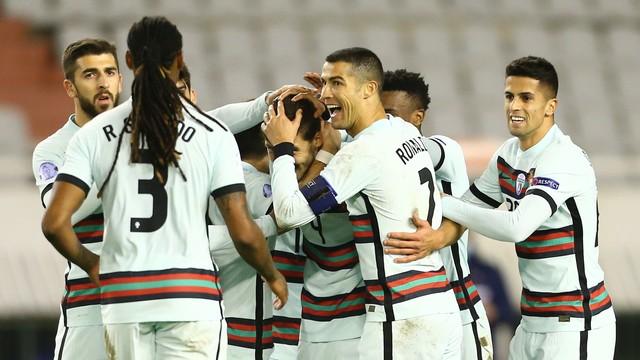 Croacia 2 X 3 Portugal Liga Das Nacoes Rodada 6 Tempo Real Globo Esporte