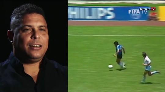 Brasileiro faz golaço na Arábia e é comparado a Maradona por narrador
