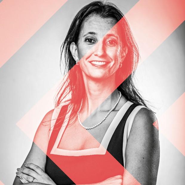 Camila Cruz, diretora de pesquisa e desenvolvimento da 3M no Brasil (Foto: Divulgação)