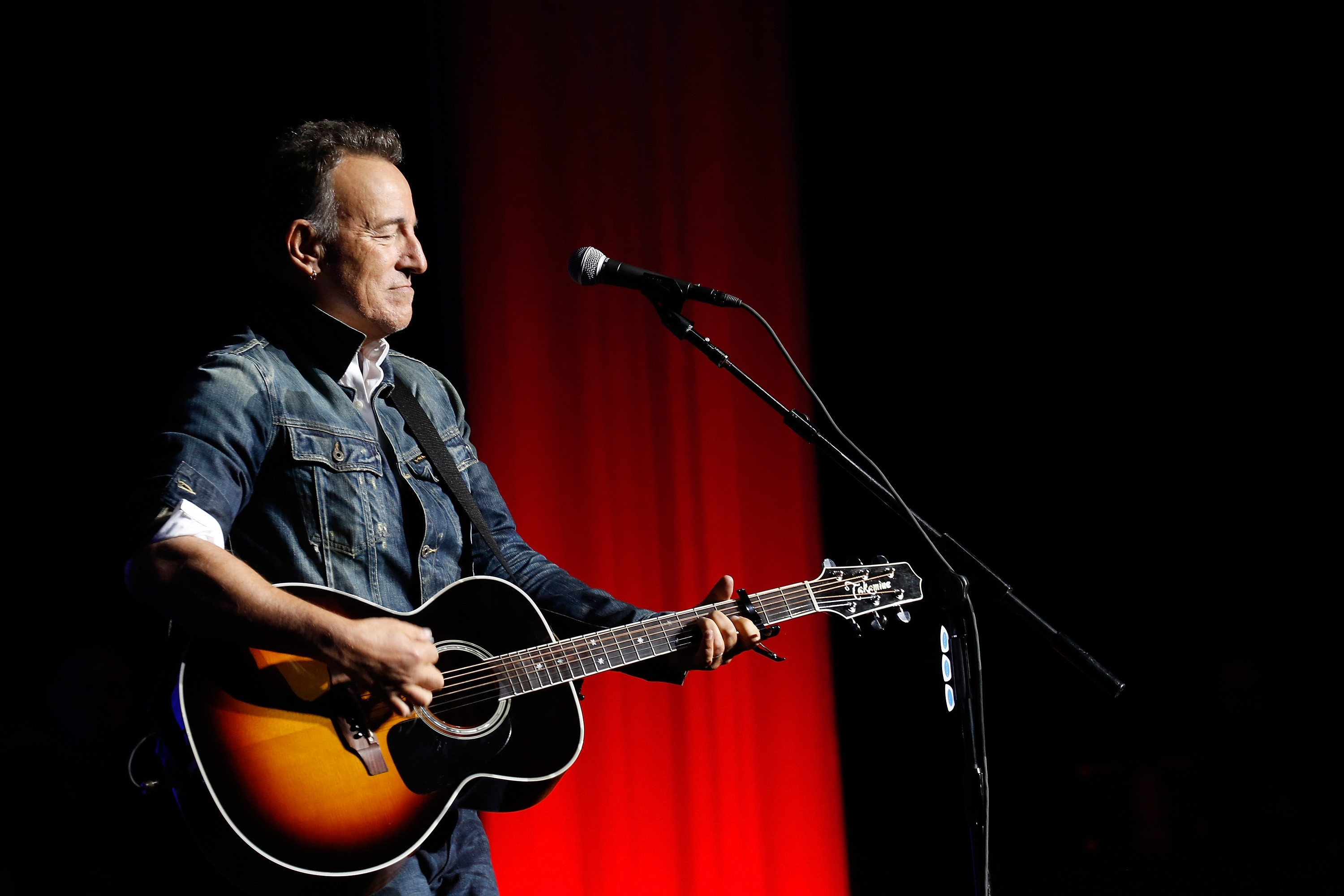 O músico Bruce Springsteen (Foto: Getty Images)