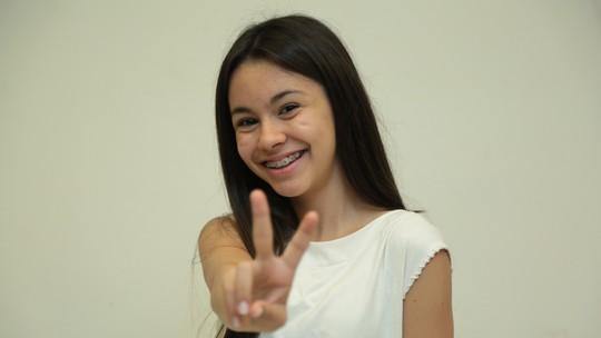 Laura d'Ávila dança desde os dois anos e mãe é influência na música