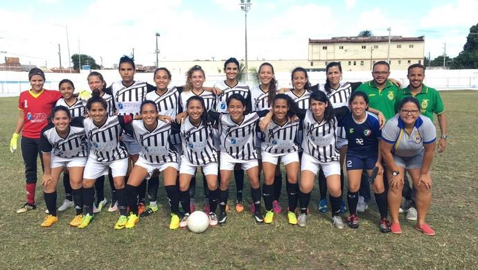 UFRN Copa Natal de Futebol Feminino (Foto: Divulgação)