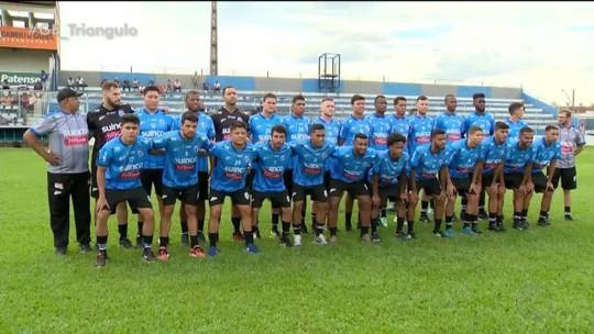 URT apresenta elenco e inicia pré-temporada para o Campeonato Mineiro