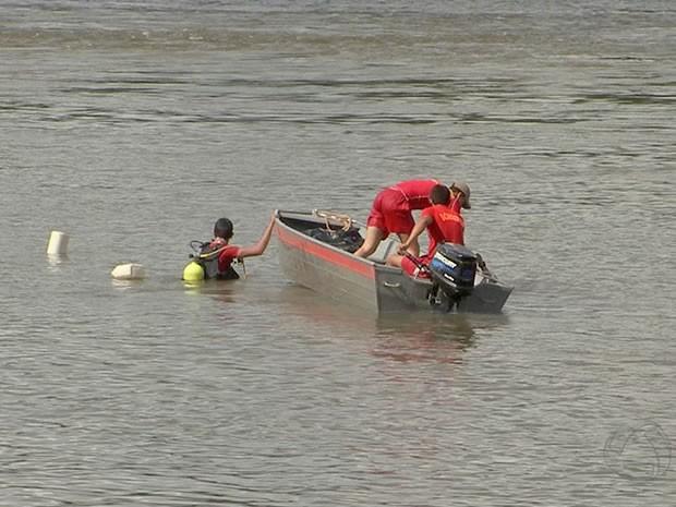 Corpo de homem de 52 anos é localizado no Rio Cuiabá após dois dias de buscas