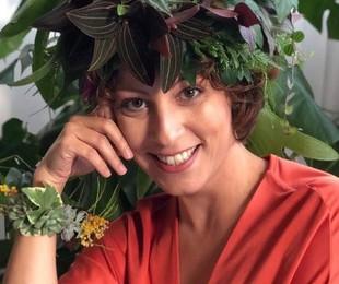 Carol Costa apresentará dois programas vinculados ao GNT   Reprodução/Minhas plantas