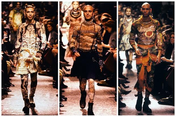 Jean Paul Gaultier Les Tatouages (Foto: Reprodução )